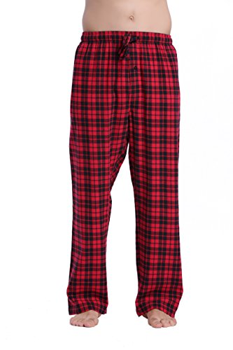 plaid pajama pants - 3