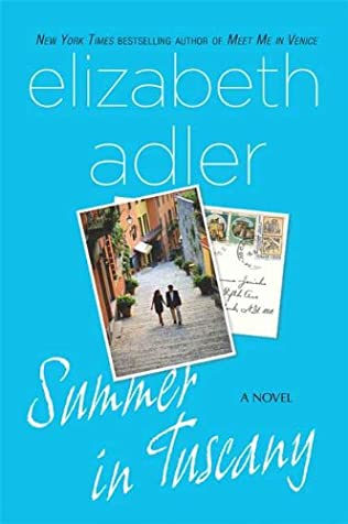 book cover of Summer in Tuscany