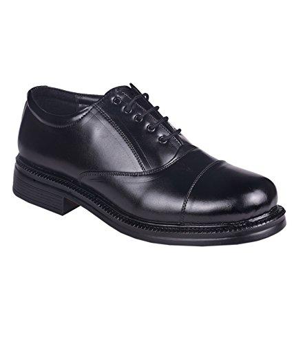 Essence Black School Shoes