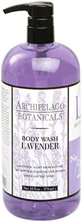 Archipelago Botanicals Lavender Body Wash 33 Oz