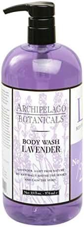 Archipelago Botanicals Lavender Body Wash 33 Oz