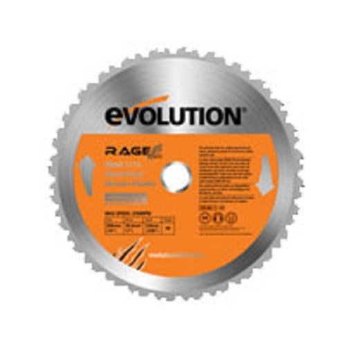 Evolution Power Tools RAGE255Blade Multi - Power Tool Saw Blade Shopping Results