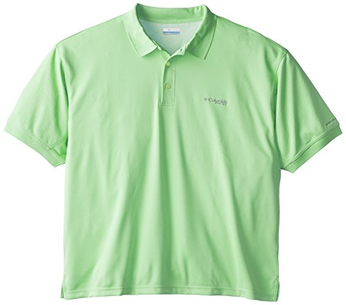 Columbia Sportswear Perfect Cast - Columbia Sportswear Men's Perfect Cast Polo Shirt, Key West, 4X Tall