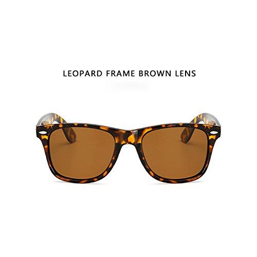C3 Hombres Espejos Puntos C11 de KP1029 DE Guía polarizadas Macho Frame Gafas Gafas Sol Polaroid Gafas Sol Gafas KP1029 Sunglasses Negros TL Hombres UV400 de de Sol para xfppAq