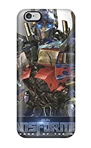 Austin B. Jacobsen's Shop 2421944K62403100 Top Quality Case Cover For Iphone 6 Plus Case With Nice Optimus Prime Tf3 High Resolution Appearance