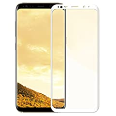 Full Cover Screen Protection       Attaches for easy installation, but also allows for easy removal and re-installation       Never any air bubbles       Ultra Clear for 98% transparency       Ultra thin 0.26mm thickness       8-9H Sur...
