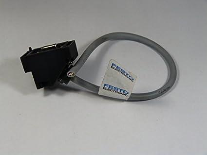 Festo 193014 modelo kmp4 - 9p-5-pur Cable de conexión: Amazon.es: Industria, empresas y ciencia