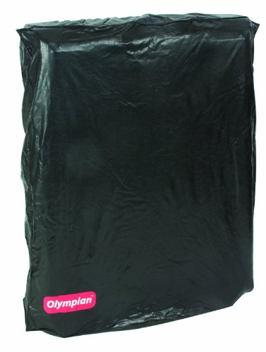 Camco Olympian Wave Heater 8 Dust Cover  - Helps Keep Dust and Debris Off of The Catalytic Heating Pad  Custom Fitted  Wall Mounted Style Cover   Easy Use and Maintenance - (57709) by Camco