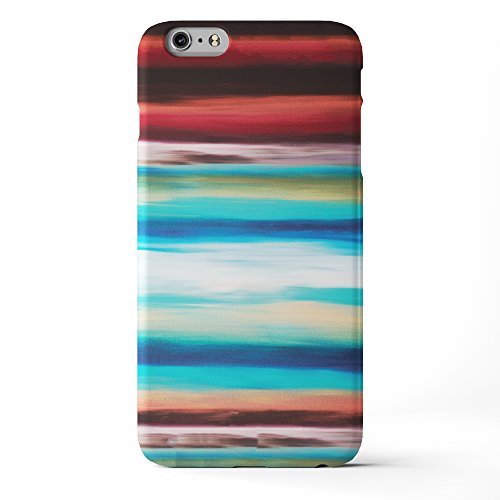 Koveru Back Cover Case for Apple iPhone 6 Plus - Horizontal Lines