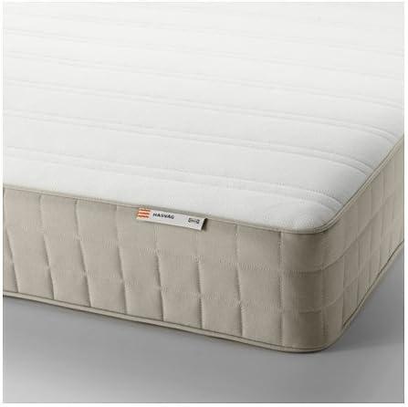 Ikea HASVAAG, colchón de muelles (tamaño Doble), firmeza ...