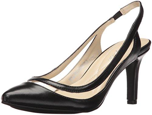 Andrew Geller Womens Ag Terie Dress Pump Black