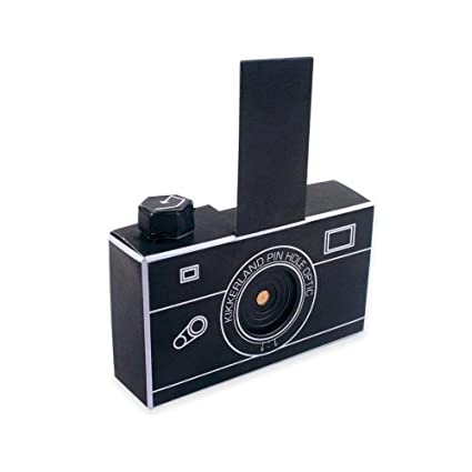 DIY Pinhole CameraSolargraphy Kit For Ages 12