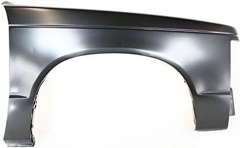 OE Replacement Chevrolet//GMC//Oldsmobile Front Passenger Side Fender Assembly Partslink Number GM1241135