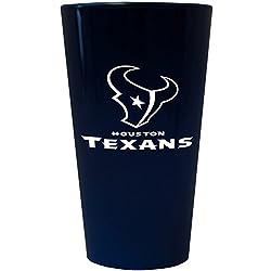 Houston Texans - Logo Lusterware Pint Glass