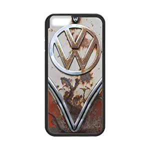 VW Minibus Unique Designer Rust Bus Cute Case Covers for iPhone 6 4.7