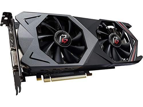 ASRock Phantom Gaming X Radeon RX 590 DirectX 12 RX590 8G OC 8GB 256-Bit GDDR5 PCI Express 3.0 x16 HDCP Ready Video Card