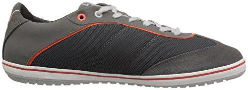Helly Hansen Heren Ryvingen Fashion Sneaker Dark Gull Grey / Ebony / S