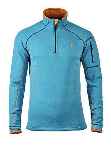 Ternua Men Kashmir 1 2 Zip Shirt   1205693-2110 Langarmshirt Herren  Longsleeve ( a7ba0bbac8