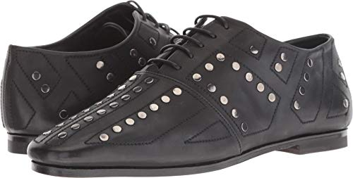 BALLY Women's Posy Oxford Black 7 B US - Womens Bally Shoes