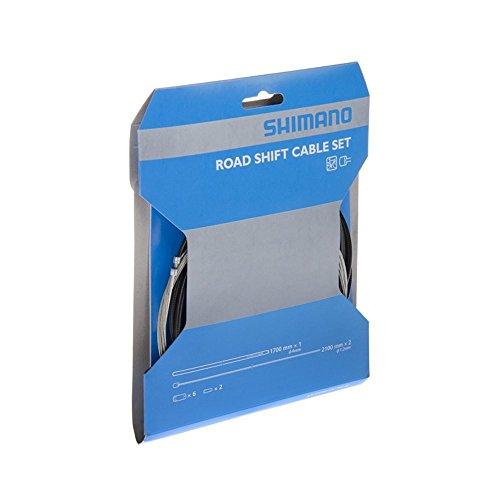Shimano Schaltzugset für Schaltwerk und Umwerfer SIS 40
