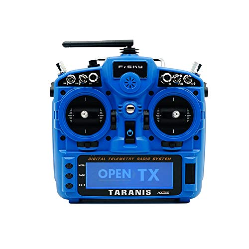 FrSky Taranis X9D Plus 2019 Access Transmitters 24 Chanel Wired Training Function (Sky Blue) (Best Quadcopter Transmitter 2019)