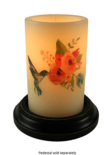 CR Designs Blue Hummingbird Candle Sleeve