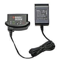 Black & Decker LBXR20 16v-20v Standard Lithium-ion Charger # 90590282