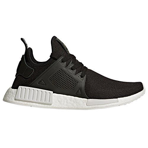 adidas NMD_XR1 PK W, BY9922, BY9921. Schwarz und Weiß Sneaker mit Boost-Technologie. Schuhe Herren Black/Black