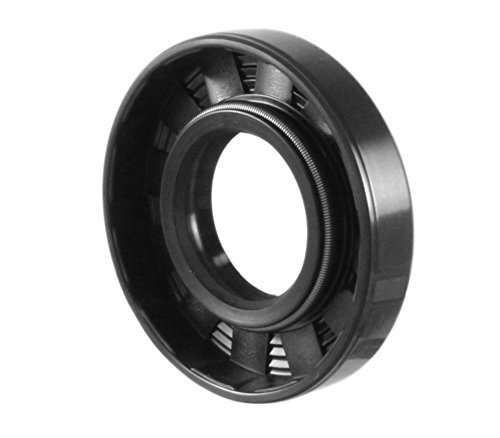 Oil Seal and Grease Seal TC 25X52X10 Rubber Double Lip with Spring 25mmX52mmX10mm