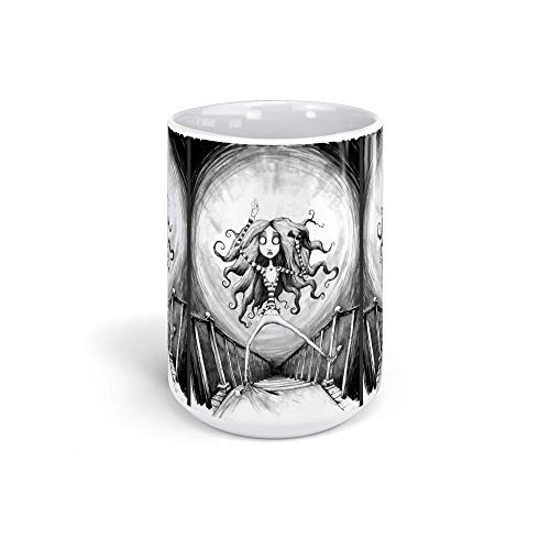 Ceramic Coffee Mug Phantasy Imagination Cup Watch Your Step Jane So I'm Still Working On My Graphic Fantasy Dream Drinkware Super White Mugs Family Gift Cups 15oz 443ml