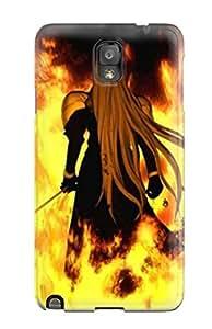 UAA-5202JDeBZVSd Faddish Sephiroth Case Cover For Galaxy Note 3
