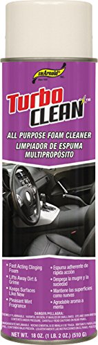 SM Arnold (66-231) Turbo Clean All Purpose Foam Cleaner - 18 oz.