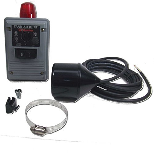 SJE-Rhombus Tank Alert XT - Indoor/Outdoor Tank Alarm with Auto Reset by SJE-Rhombus