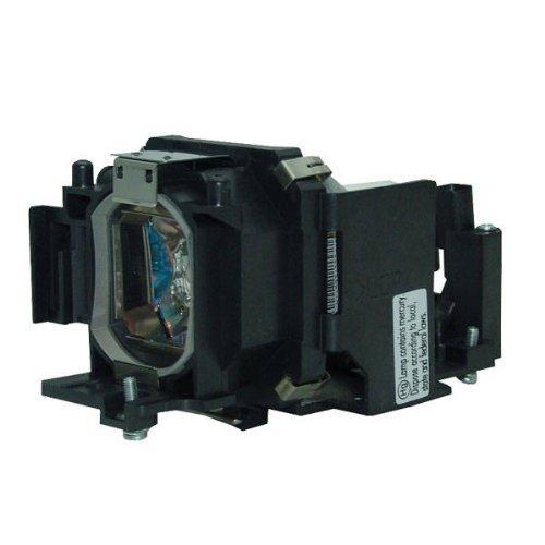 Lmp E180 Replacement Lamp - GloWatt LMP-E180 Projector Replacement Lamp With Housing for Sony Projectors