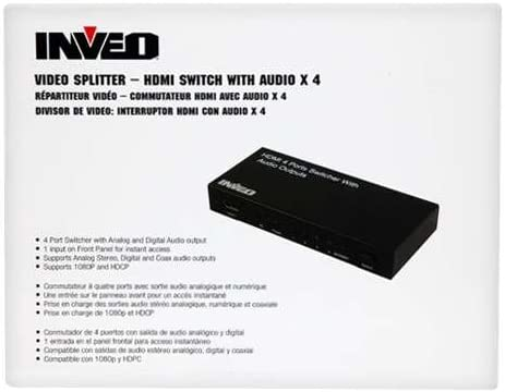 Inveo Video Switch