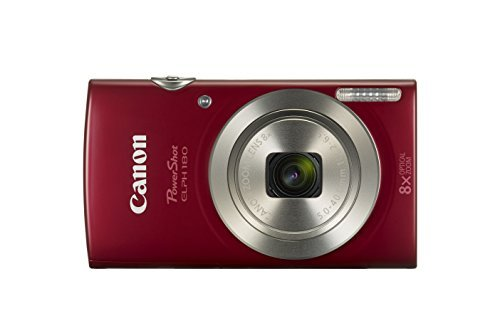 Canon-PowerShot-ELPH-180-1093C001-200-MP-Digital-Camera-8x-Optical-Zoom-27-in-Display-Base-Silver