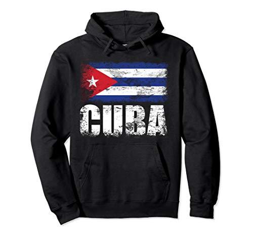 Cuba Flag Hoodie | Cuban Flag Hood