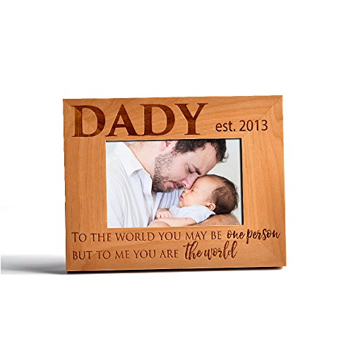 Personalized Fathers First Custom Horizontal product image