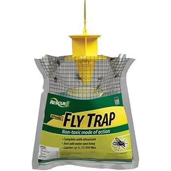 RESCUE! Non-Toxic Disposable Fly Trap