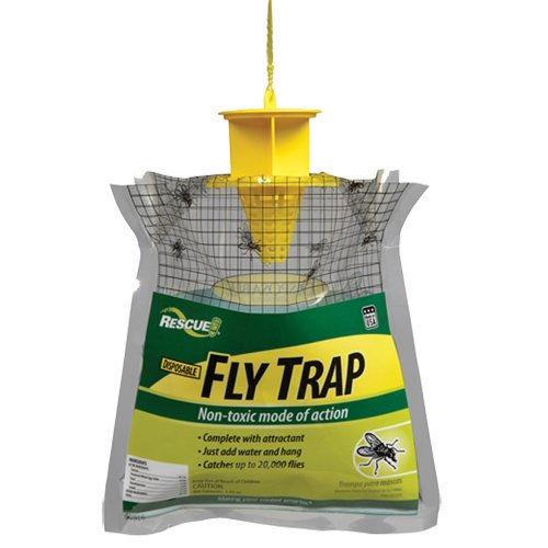 Rescue  Ftd Non Toxic Disposable Fly Trap