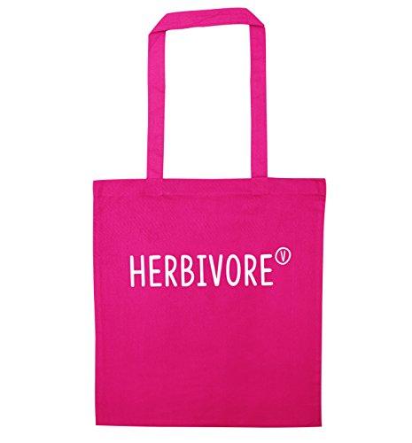 Pink Tote Creative Herbivore Bag Flox xZ0FqBn