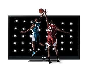 Sony BRAVIA KDL55NX720 55-inch 1080p 3D LED HDTV with Built-in WiFi, Black (2011 Model)