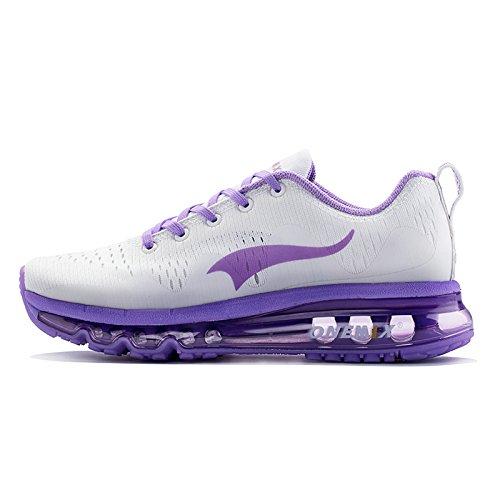Running Sportive Outdoor Sneakers Corsa Scarpe Viola Da Air Donna Onemix IBRWqtUn