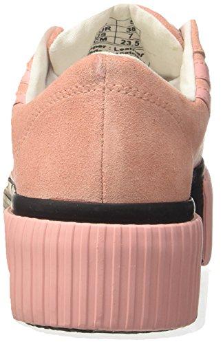 Jeffrey Campbell Jcpmongosue, Sneaker a Collo Basso Donna rosa