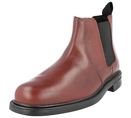 Homme peau Foster Bottines Classiques Footwear TCTwqt1