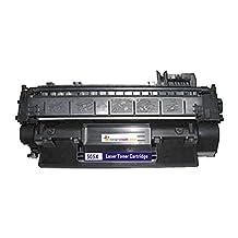Ink & Toner Geek ® - Compatible Replacement Toner Cartridge for HP CE505X Black Toner Cartridge 05X 505X High Yield For Use With HP Laserjet P2055d Laserjet P2055dn Laserjet P2055x