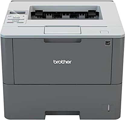 Brother HLL6250DNG1 - Impresora láser Monocromo, Color Gris ...