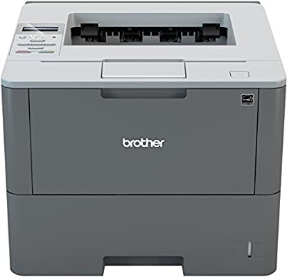 Brother HLL6250DNG1 - Impresora láser Monocromo, Color Gris
