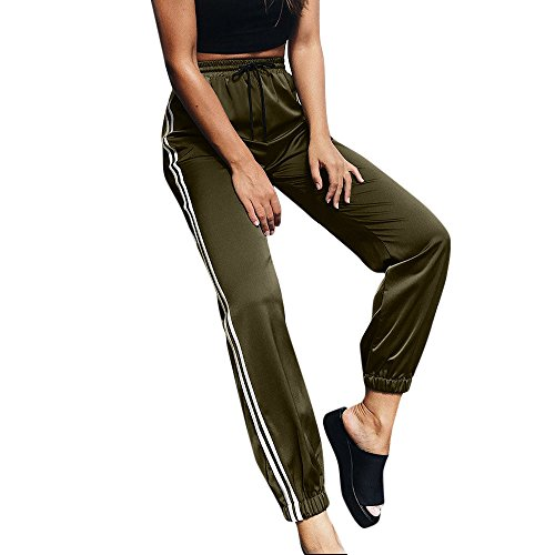 Pantalon Pantalon Femme Pantalon Pantalon Stripe NINGSANJIN NINGSANJIN Femme Stripe NINGSANJIN RTqIAfx