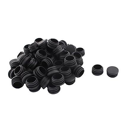 Amazon.com: Patas de la Silla Tabla eDealMax plástico tubo Redondo ...
